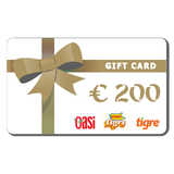 GAW-Shopping Card (1x200 €)