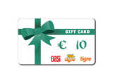 GAW-Shopping Card (5x10 €)