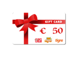 GAW-Shopping Card (1x50 €)